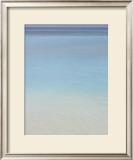 Bleu, No. 2 Prints by Brian Leighton