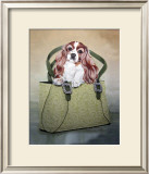 Cavalier and Carry Prints by Carol Dillon
