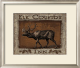 Elk Country Prints by Todd Williams
