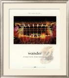 Wander Prints by Francis Pelletier