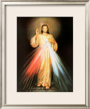 Merciful Jesus Posters