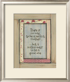 There Is No Way Prints by Karen Tribett