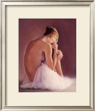 SERENITY Limited Edition Framed Print by EVE CAVE