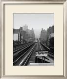 Next Stop Harlem Posters by Ellen Fisch