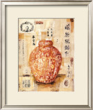 Cinnabar Jar Prints by Jane Claire