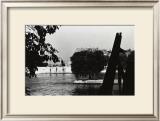 By Seine River, Paris Prints by Manabu Nishimori