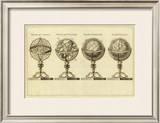 Spheres et Globes, c.1791 Framed Giclee Print by Jean Lattre