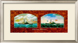 Steam Boats IV Prints by Gallery Portland