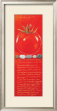Capecod Tomato Posters by Chantal Godbout