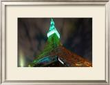 Tokyo Tower: St. Patrick's Day I Print by Takashi Kirita
