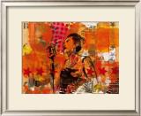 Jazz III Prints by Thierry Vieux