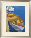 Two Dinghy&#39;s Posters by Greg Snead