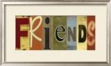 Friends Panel Posters