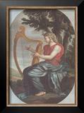 Muses I Poster by Eustache Le Sueur