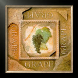 Old America Grape Prints by Peter Kelly