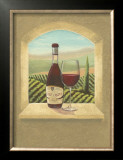Vineyard Vista I Prints by Joelle McIntyre