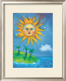 The Sun Posters by Nichola Moss