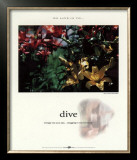 Dive Posters by Francis Pelletier