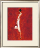 Fashionista II Prints by Deb Garlick