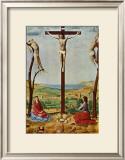 Crucifixion Prints by  Antonello da Messina