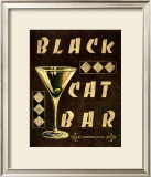 Cocktail Hour III Art by Catherine Jones