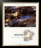 Abandon Prints by Francis Pelletier