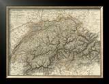 Suisse, c.1822 Framed Giclee Print by Adrien Hubert Brue