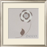 Deco I Prints by Lenoir