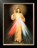 Merciful Jesus Print