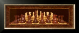 Chess II Prints by Pela Design