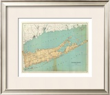 Suffolk County, New York, c.1895 Framed Giclee Print by Joseph Rudolf Bien