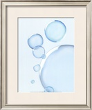 Bubbles Print by Cédric Porchez
