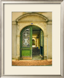 Weathered Doorway II Posters by Colby Chester