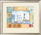 Summer Beach I Prints by Gregory Gorham