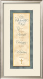 Serenity Prayer Prints by Mark Bowers