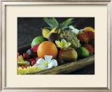 Fruit, Bali Print by Jean-Michel Ruiz