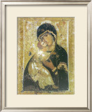 Vladmir Icon of the Mother of God Prints
