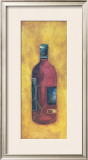Wine Collection I Poster by Evol Lo