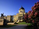 State Capitol in Helena, Montana, USA Photographic Print by Chuck Haney