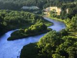 The Niobrara River Near Valentine, Nebraska, USA Fotografie-Druck von Chuck Haney