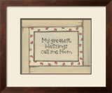 My Greatest Blessings Prints by Karen Tribett