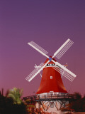 The Mill Resort Against Pink Sky, Oranjestad, Aruba Photographic Print by Stuart Westmoreland