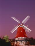 The Mill Resort Against Pink Sky, Oranjestad, Aruba Photographic Print by Stuart Westmoreland