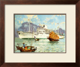 Mess Maritimes - Cambodge Prints by Albert Brenet
