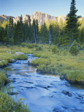 High Uintas Wilderness, Wasatch National Forest, Utah, USA Photographic Print by Scott T. Smith