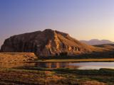 Historic Beaverhead Rock Near Dillon, Montana, USA Photographic Print by Chuck Haney
