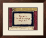 Enjoys the Journey Prints by Karen Tribett