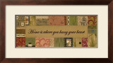 Words to Live By, Home Prints by Sara Anderson