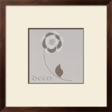 Deco II Prints by Lenoir
