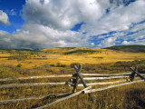 Mount Haggin Nwr Near Anaconda, Montana, USA Photographic Print by Chuck Haney